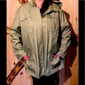 Tudor Court Rain Jacket